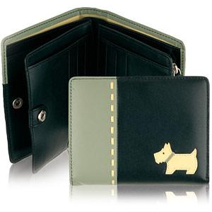 Radley Medium Stab Stitch wallet