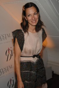 Cynthia Rowley at CFDA Awards