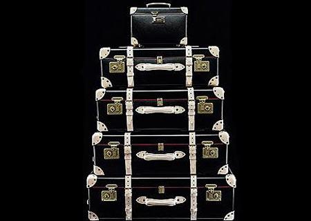 J CREW Globe-trotter Luggage