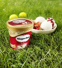 Haagen Dazs Limited Edition Flavor