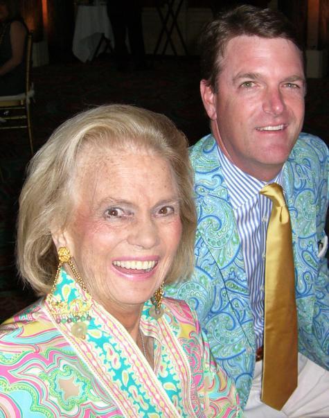 Lilly Pulitzer & Jim Bradbeer