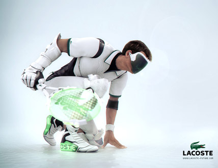 Lacoste 75th Anniversary ScreenGrab