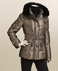 Burberry Ski Jacket
