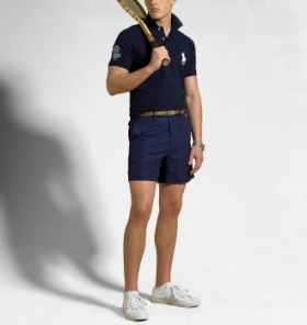 Wimbledon Twill Short