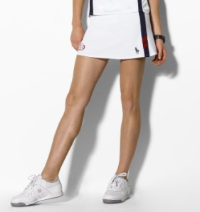 RLX Ralph Lauren Tennis US Open Ball Girl Skirt