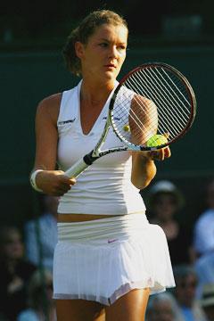 Urszula Radwanska Wimbledon