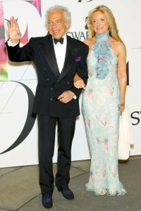Ralph & Ricky Lauren at CFDA Awards