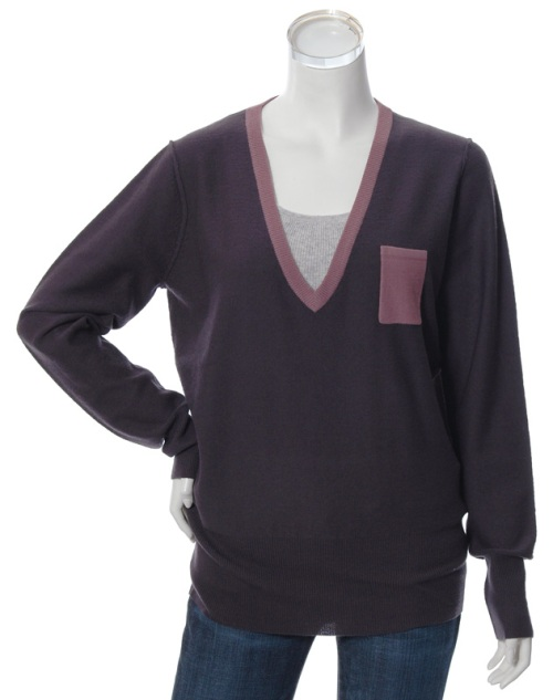 Sonia Rykiel Preppy Sweater at Azalea Boutique