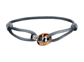 Janet Jackson Love Bracelet by Cartier