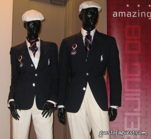 Sneak Peek: Polo Ralph Lauren Olympic Uniforms for Team USA | The ...
