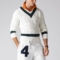 Polo Ralph Lauren Linen Cricket Sweater