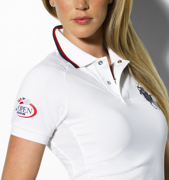 US Open Lineswoman Polo