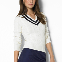 Ralph Lauren Polo Wimbledon Cricket Sweater