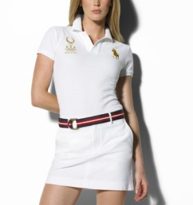 Polo Ralph Lauren Olympics Women\'s Pony Polo