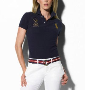 Polo Ralph Lauren Women\'s Pony Polo for Olympics 08