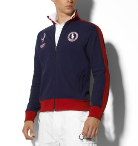 Polo Ralph Lauren Olympic Games Track Jacket
