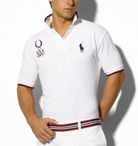 Polo Ralph Lauren Men\'s Olympic Polo Classic Fit