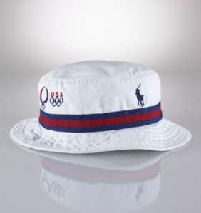 Polo Ralph Lauren Bucket Hat Olympics 08