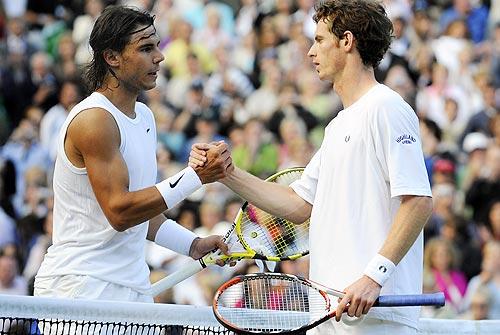Rafa Nadal & Andy Murray