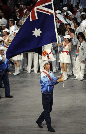 Australia Opening Ceremony 2008 Olympic Games