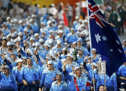 Australia Opening Ceremony 2008 Olympic Games