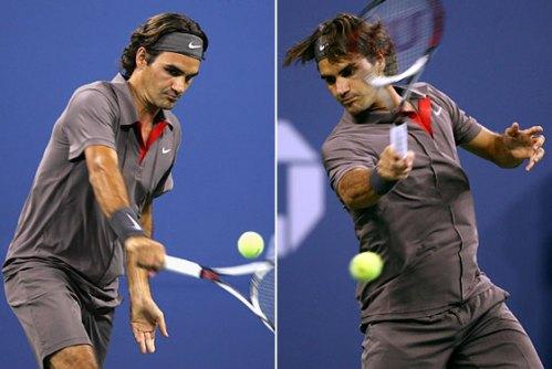 Photos courtesy US Open