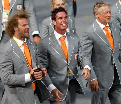 The Netherlands Opening Ceremony