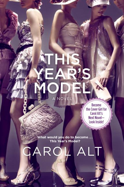 'This Year's Model' by Carol Alt