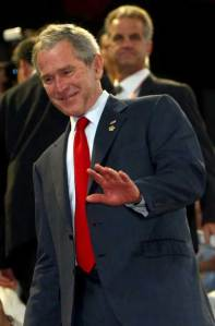 President Bush Opening Ceremony