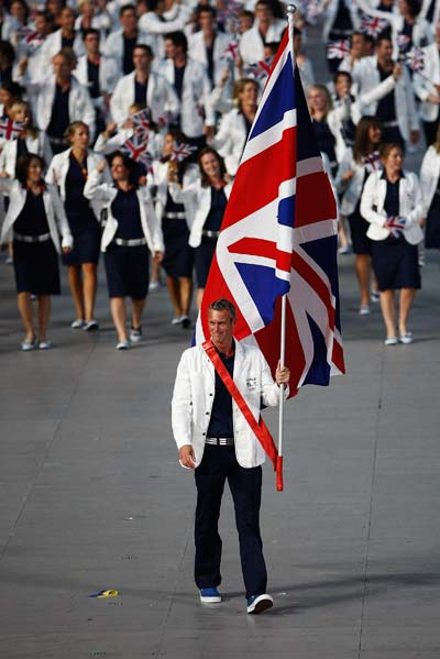 Parade of Athletes - The UK