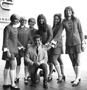 NBC Page & 'Guidettes' circa the 60s