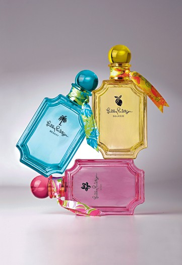 Lilly Pulitzer Fragrance Collection