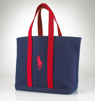 US Open Medium Logo Tote