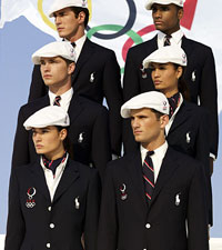 Ralph Lauren Olympic Parade Uniform Blazer