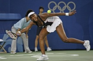 Venus Williams, USA vs. Li Na, China