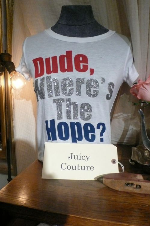 Designed by Juicy Couture