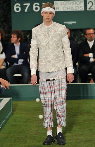 Thom Browne Spring Collection 2009