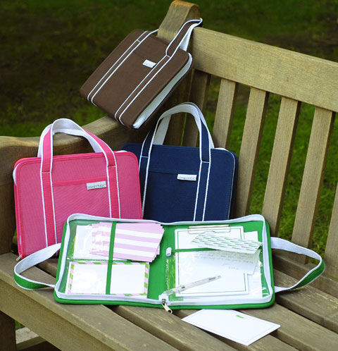 Boatman Geller Carrie & Tuck Notetote at PreppyPrincess.com