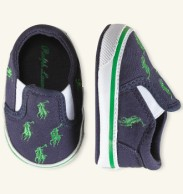 PLR Sale Infants Canvas Loafers