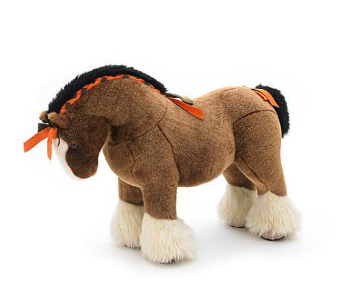 Hermes Plush Horse