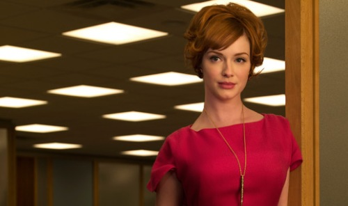 'Joan Holloway' Mad Men on amc.tv