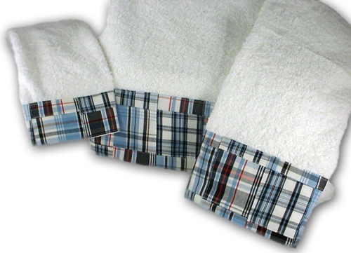PreppyPrincess.com Set Point Towels