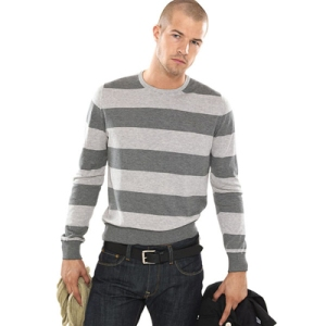 Hickey Striped Sweater