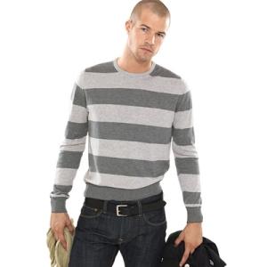 Hickey Striped Sweater