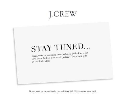 J. Crew 12/1/08