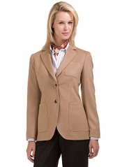 Brooks Brothers Camel Hair Blazer