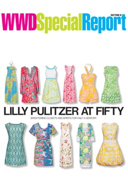 "WWD ""Lilly Pulitzer at Fifty"""