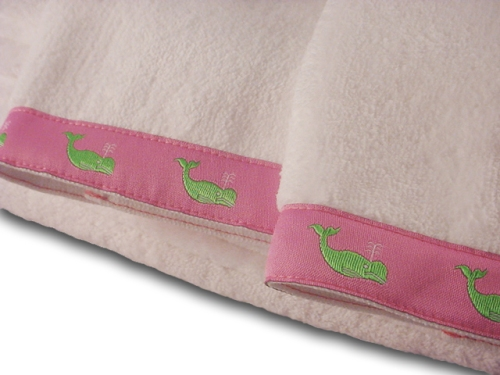 Classic Guest Towels at PreppyPrincess.com
