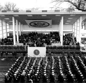 JFK Presidential Library Photo