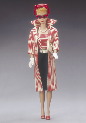 1959 Roman Holiday Barbie Doll (Courtesy Mattel)